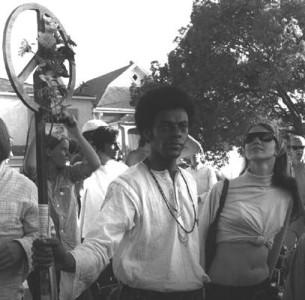 Berkeley 1969 Photo by William Inman