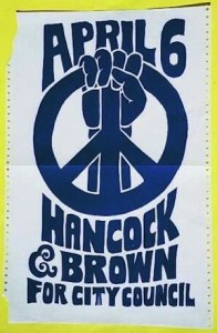 1971 Campaign Poster