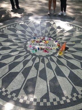 Imagine Mosaic, Central Park