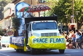 Peace Float