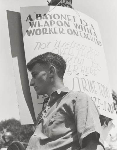 April Peace Strike, University of California, Berkeley, 1940_jpg