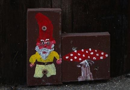 Oakland gnome