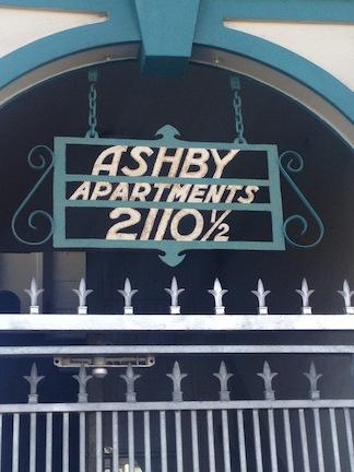 Ashby Apartments 2110 1/2 Ashby