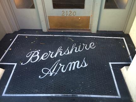 Berkshire Arms  2120 Delaware