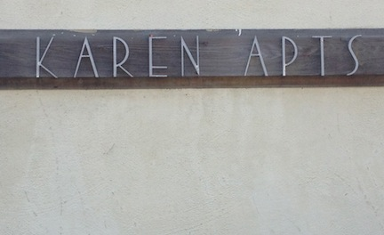 Karen Apts. 1260 Hopkins