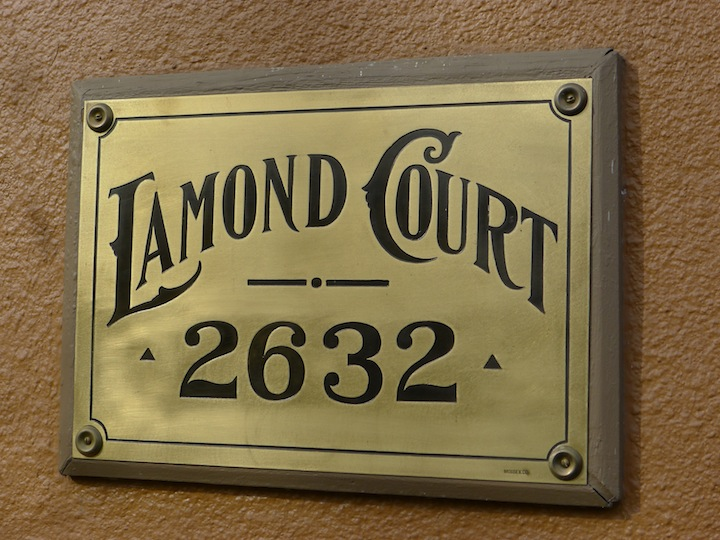Lamond Court 2632 Hillegas
