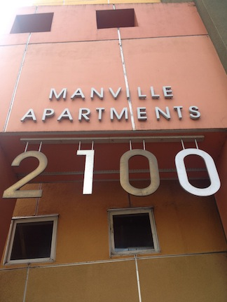 Manville Apartments 2100 Channing