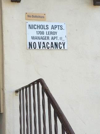 Nichols Apts. 1700 Leroy