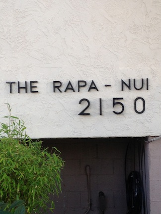 The Rapa Nui (Easter Island) 2150 Channing