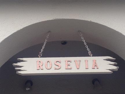 Rosevia 1947-1953 Rose