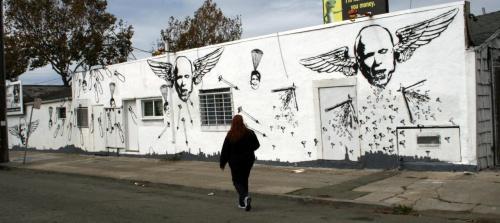 Stencil Graf 2008