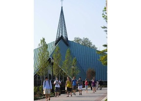 Christ Chapel, Episcopal Academy, Merion Pa.