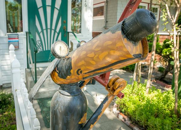 Quirky Berkeley in Berkeley, Calif., is seen on Thursday,  June 20th, 2013.