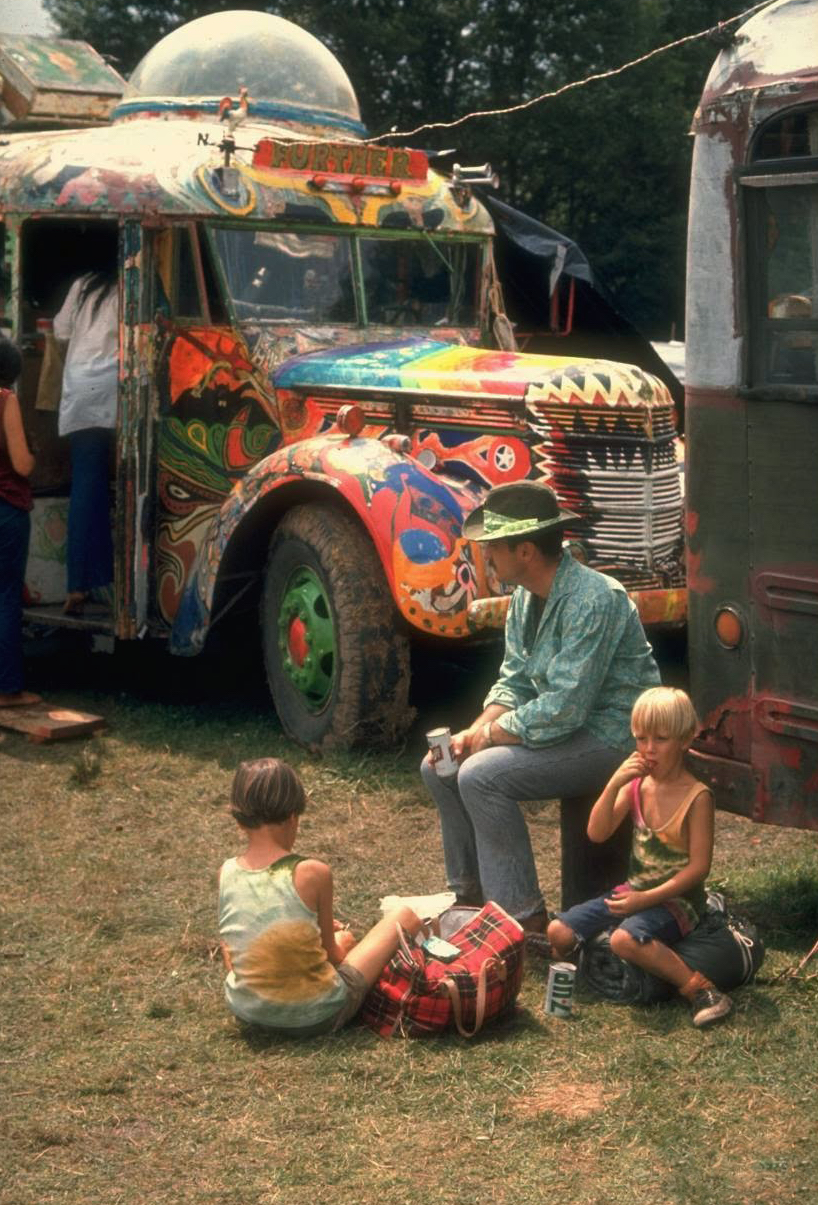 Further at Woodstock70