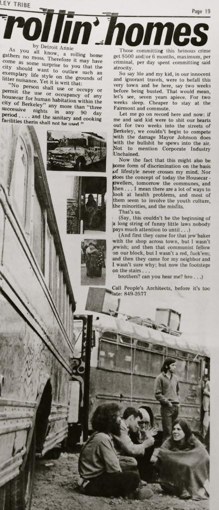 Berkeley Tribe February 13-20, 1970