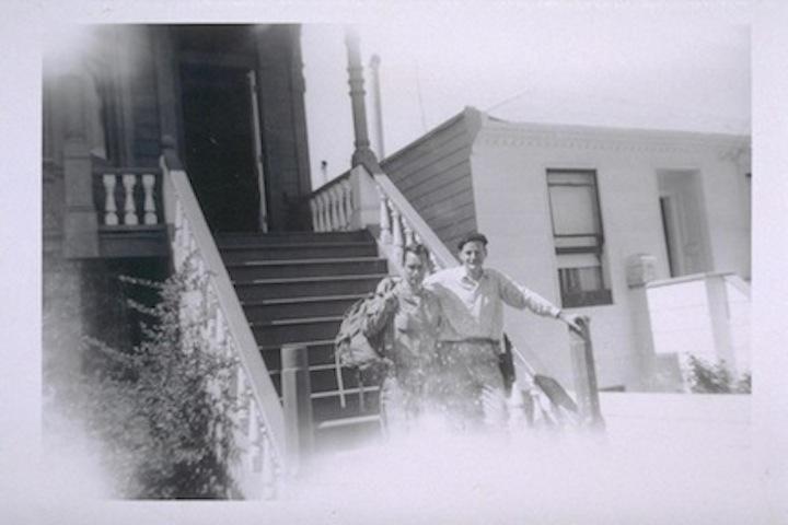 Kerouac in Berkeley