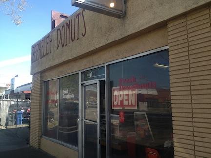 Berkeley Donuts 1