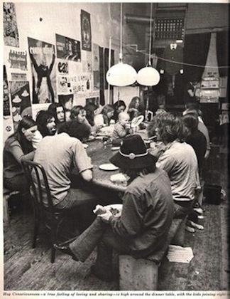Commune table