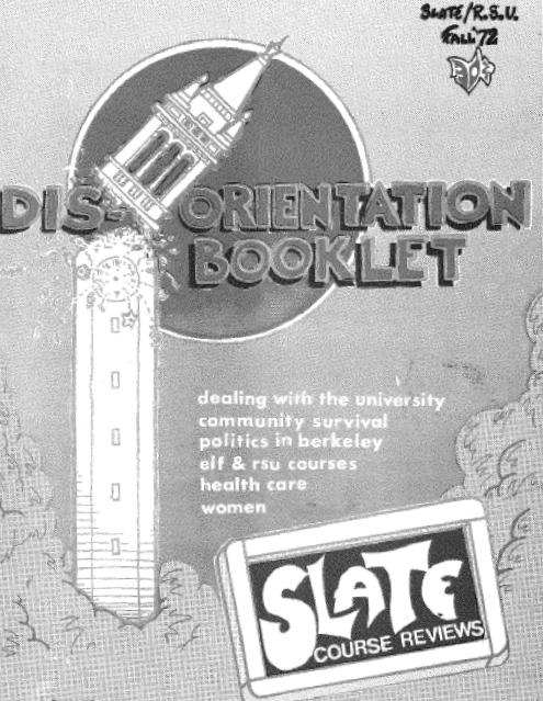 Disorientation 1972
