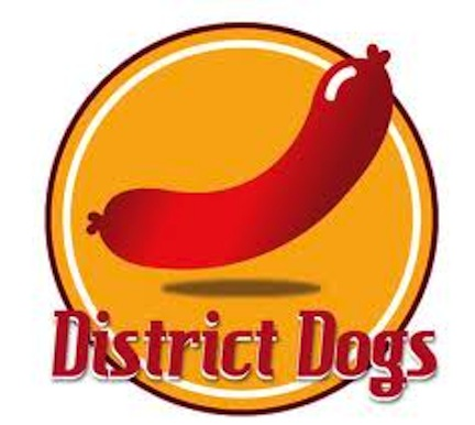District Dogs Logo