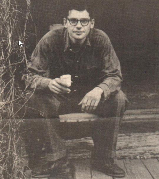 Ginsberg Milvia Porch
