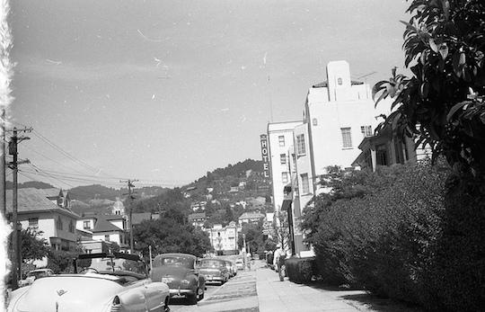 Hotel Durant 1957