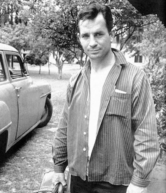 Kerouac in Orlando, 1957