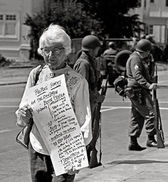 Malvina Reynolds National Guard