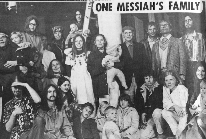 One World Family Barb March 19-25 1971