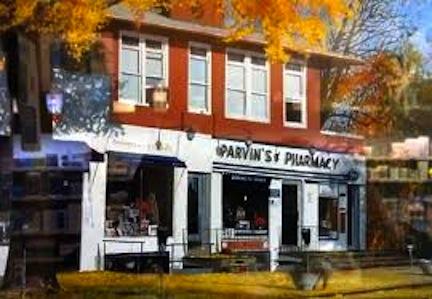 Parvin's