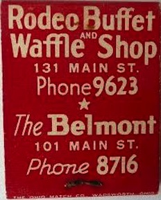 Rodeo Waffle Shop