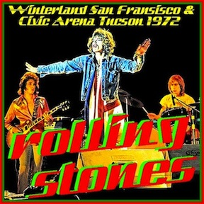 Rolling Stones Winterland