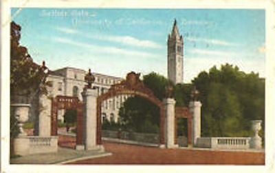 Sather Gate 1931
