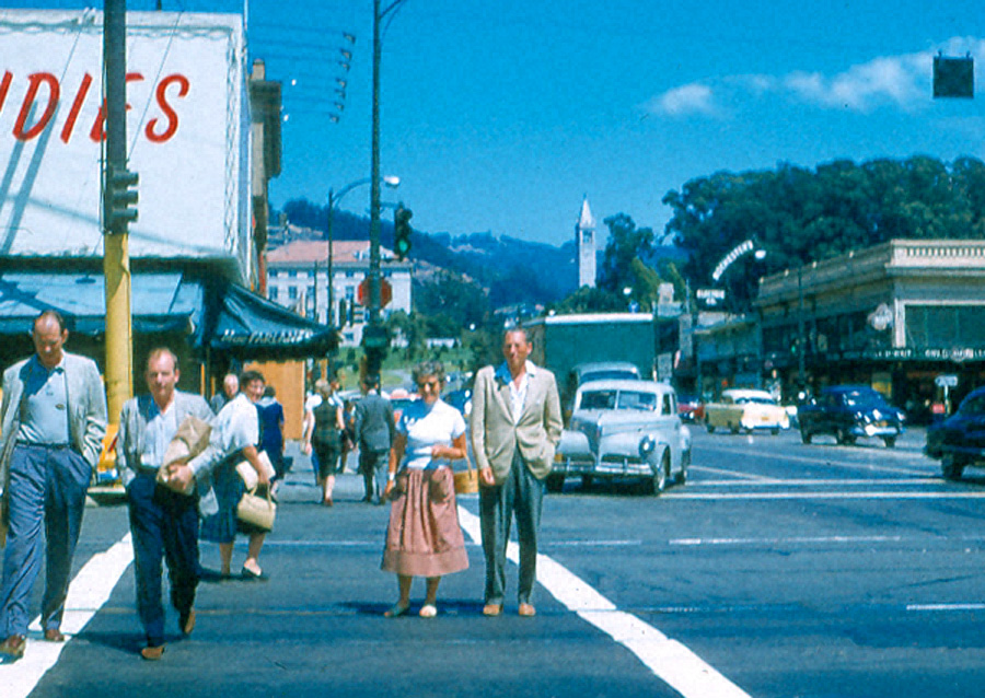 University Avenue 1957 Staniers (Berkeley) 57