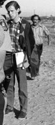 April 1973, Coachella grape strike