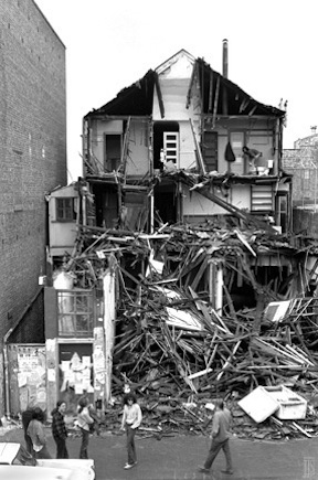 3telegraph-hilton-razed. Joe Sambergjpg