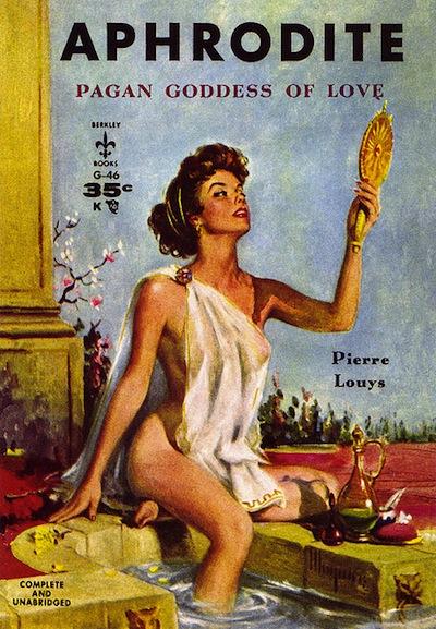 Aphrodite Pierre Louys Berkley 1957