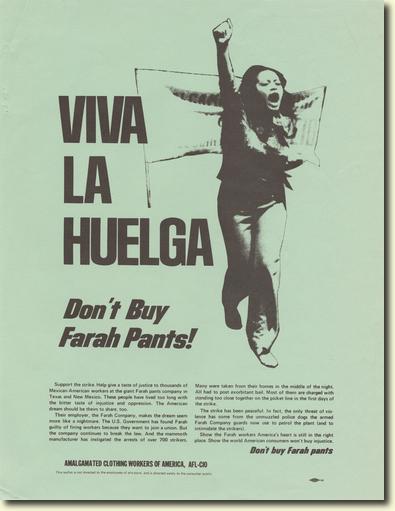 Farah leaflet