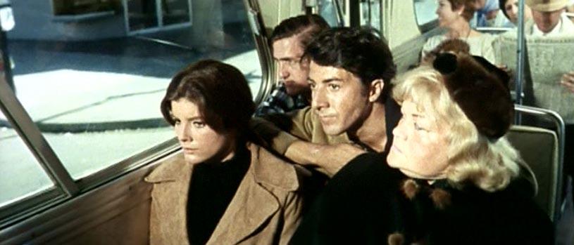 The Graduate (1967): On Telegraph Avenue, not so happy
