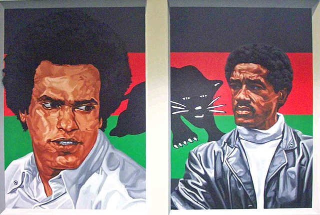 Bobby Seale And Huey Newton Quirky Berkeley | Blac...