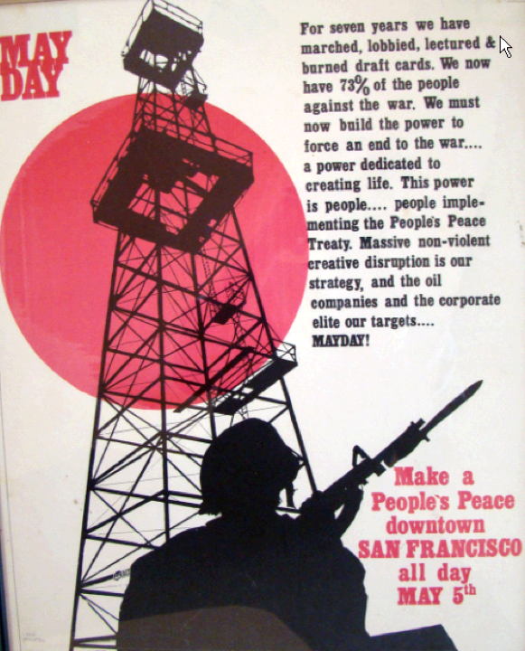 May Day 1971 Poster