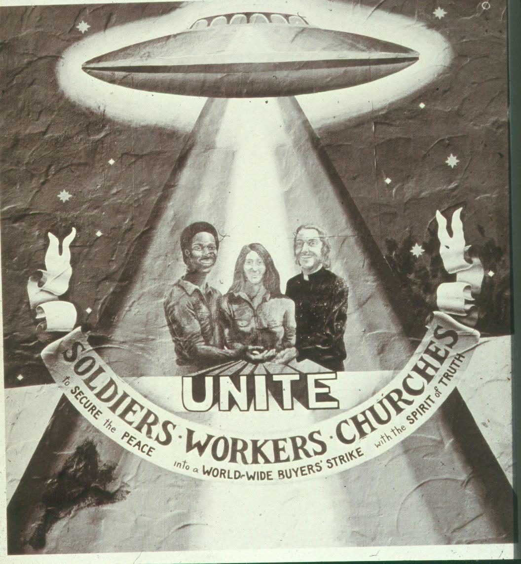 Mural Unite 3AM