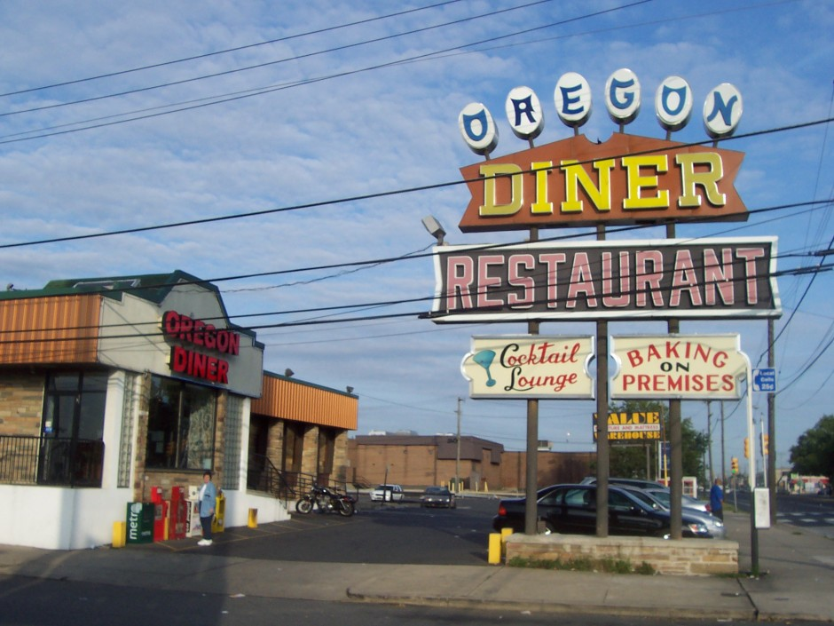 Oregon Diner, 302 Oregon Avenue