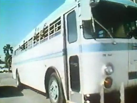 Sheriffs Bus