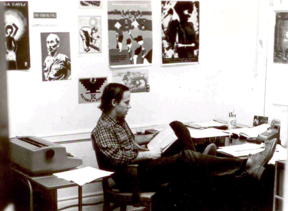Tom Salinas Posters 1978