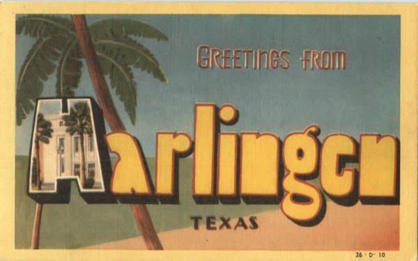 harlingengreetingspostcard