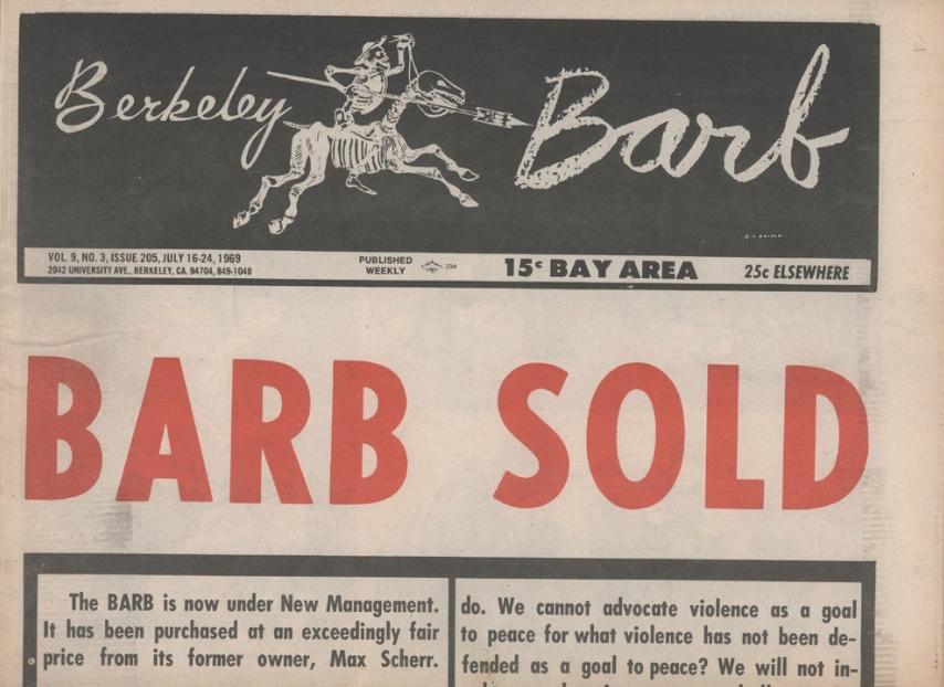 Barb Sold Half