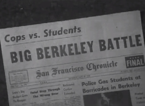 Big Berkeley Battle Headline