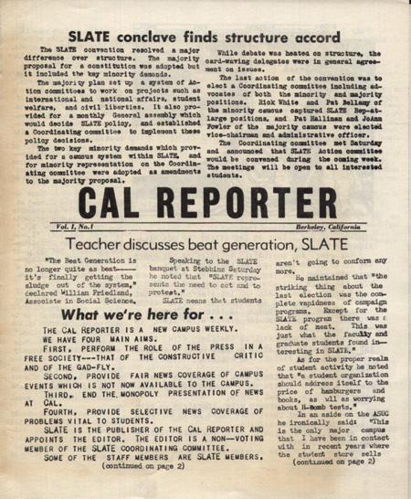 Cal Reporter 1