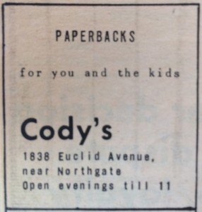Cody's Euclid Paperback